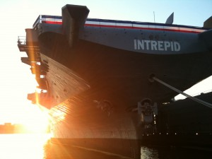 Portaerei Intrepid