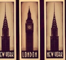 New York Versus Londra