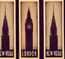 New York Versus Londra