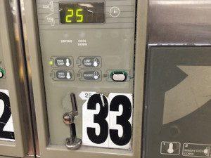 temperatura asciugatrice