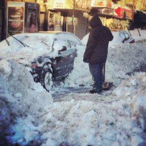 nevicata new york