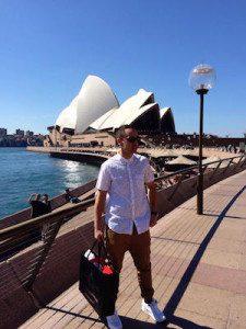 New York versus Sydney