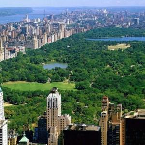 Giro a piedi per Central Park