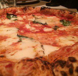 La vera pizza Italiana a New York
