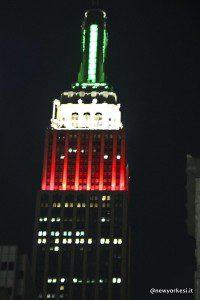 empire state building tricolore