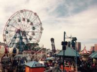 Coney Island e i suoi parchi dei divertimenti