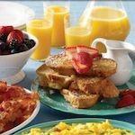 Brunch, pasto a metà tra il pranzo e la colazione