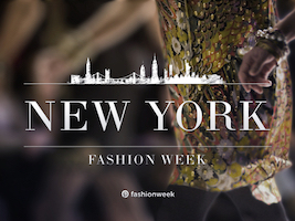 La Fashion Week di New York
