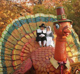 Thanksgiving e Macy's Parade a New York